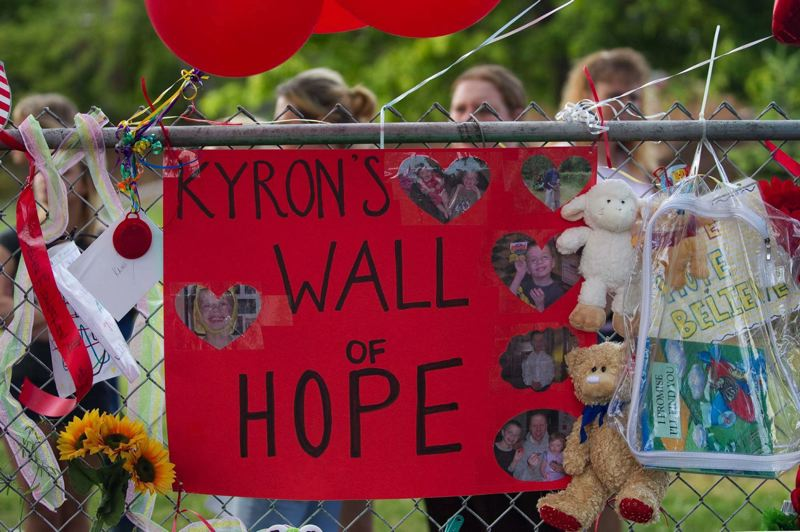 PMG FILE PHOTO: CHRISTOPHER ONSTOTT - Kyron Horman has been missing since 2010, and people have been looking for him since then. A program on Investigation Discovery looks at the Horman case on Wednesday.