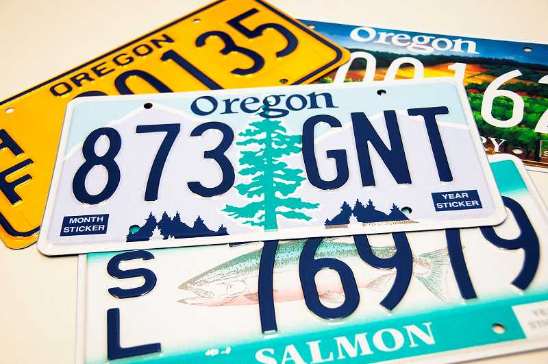 PHOTO COURTESY OF OREGON DMV - In an effort to decrease visits to DMV offices, the state has initiated a grace period that allows police some latitude in enforcing expired credentials.