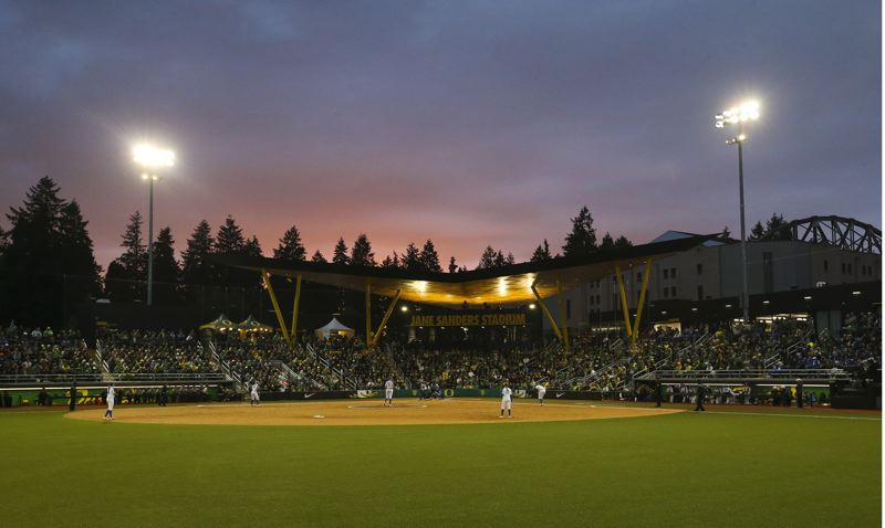 COURTESY PHOTO: OREGON ATHLETICS - Jane Sanders Stadium