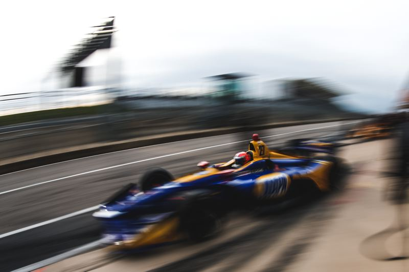 COURTESY PHOTO: INDYCAR - The likes of Alexander Rossi and other IndyCar drivers will be at the Grand Prix of Portland on Sept. 11-13, 2020, at Portland International Raceway.