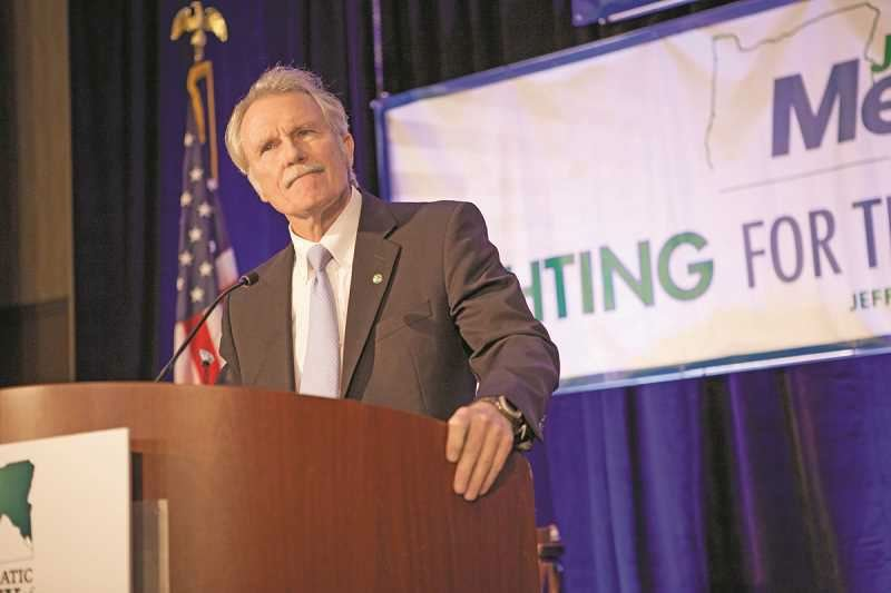 PMG FILE PHOTO - Ex-Gov. John Kitzhaber