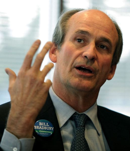 PMG FILE PHOTO - Former Oregon Secretary of State Bill Bradbury