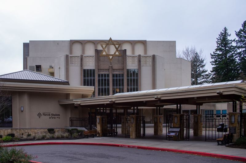 PMG FILE PHOTO - Portland's Neveh Shalom Synagogue is one of many religious and faith groups facing a dilemma posed by the coronavirus outbreak.