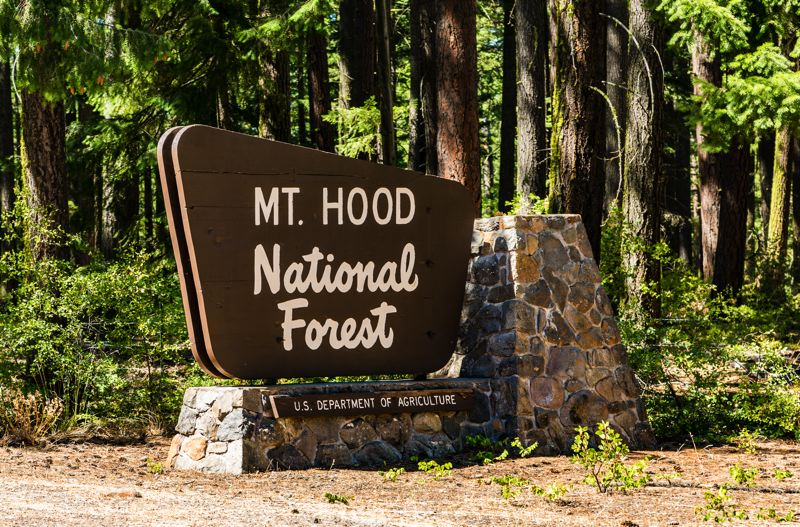 COURTESY PHOTO - Recreation sites on the Mt. Hood National Forest are temporarily closed.