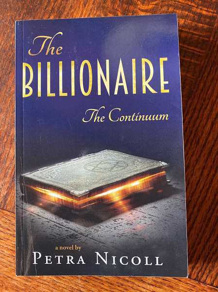 Petra Nicoll has released the third book in her sequel of international bestsellers, The Billionaire Full Disclosure.