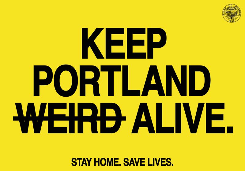 Oregon Gov. Kate Brown has launched a new coronavirus public awareness campaign with the help of Portland agency Wieden+Kennedy.