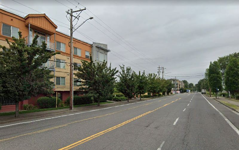 VIA GOOGLE MAPS - The 1000 block of North Marine Drive is shown here.