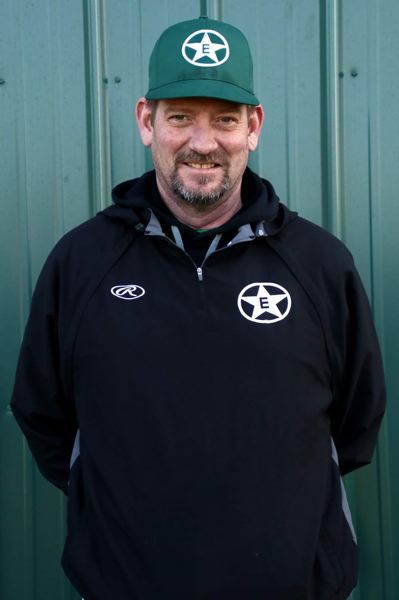 CONTRIBUTED PHOTO - Darrin Elkins has been named head baseball coach at Estacada High, taking on a program that reached the 4A final in 2016.