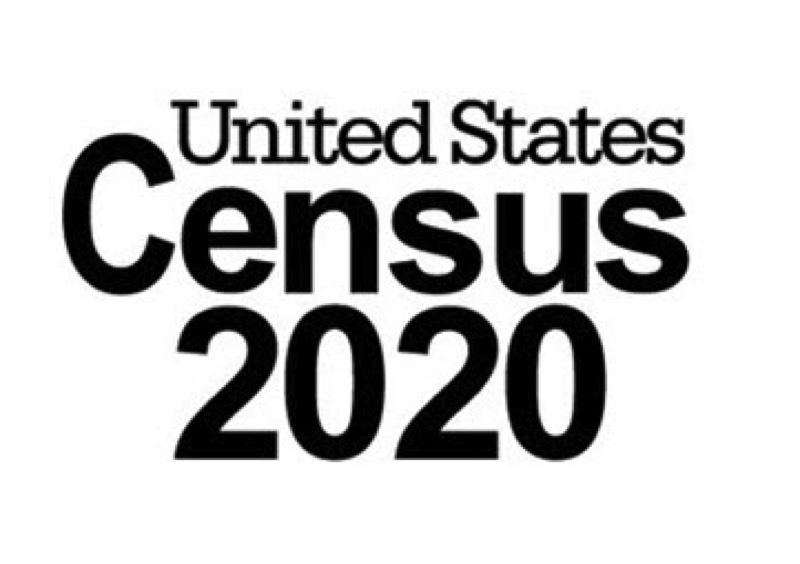 US CENSUS - US Census 2020 logo