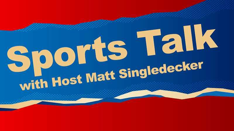 TIMES FILE PHOTO - Sports Talk With Host Matt Singledecker.