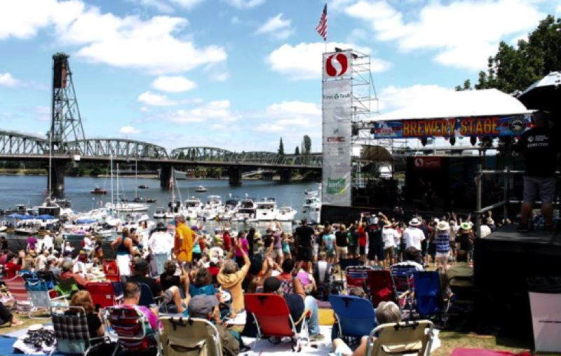 PMG FILE PHOTO - The 2020 Waterfront Blues Fest in Portland is just one of many popular events that has been cancelled.