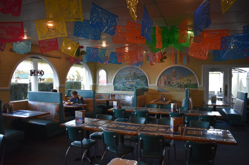 PMG FILE PHOTO  - La Carreta Mexican Restaurant on Northeast Burnside Road is free of sit-down dining customers during the coronavirus crisis, but like many other areaa restaurants, still offering food pickup and delivery options.