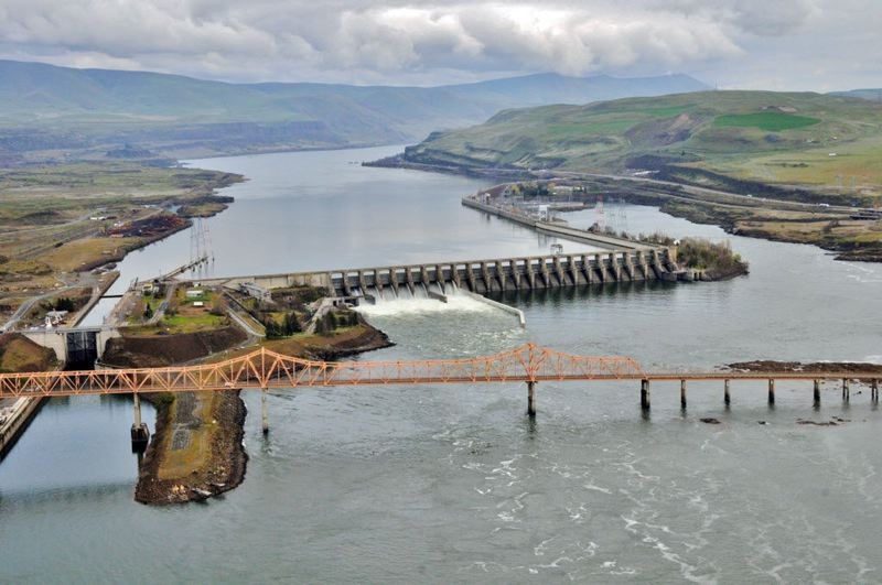COURTESY: CORNFORTH CONSULTING  - Local engineering firms say public agencies at the federal, state and local levels are still moving forward with public work such as levee and dam inspections and water storage and recovery projects