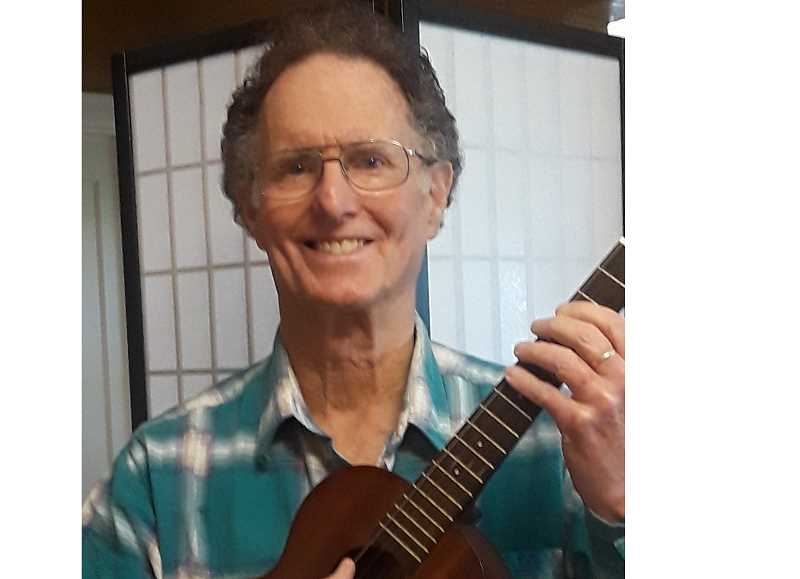 COURTESY PHOTO - Ed Carter is helping ukelele players stay connected and in good practice during the COVID-19 epidemic.