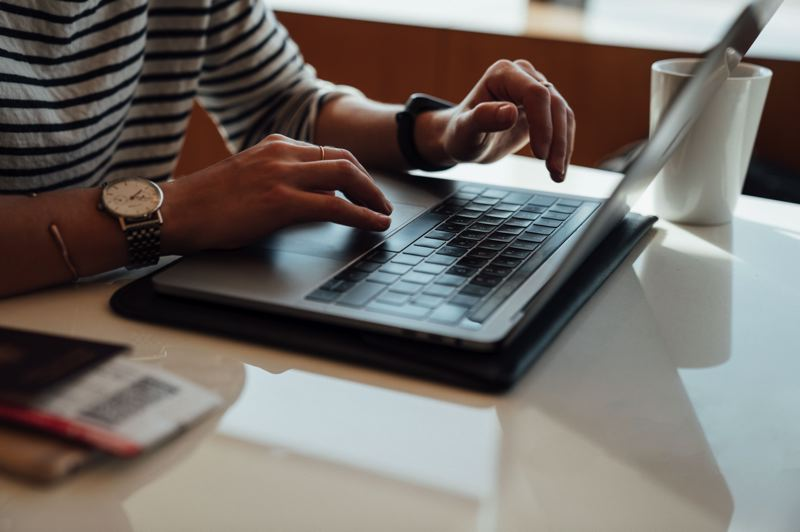 COURTESY PHOTO: UNSPLASH/ETIENNE BOULANGER - Sandy residents can access SandyNet Wi-Fi free of charge between the hours of 7 a.m. to 8 p.m. Monday through Sunday outside select city facilities.