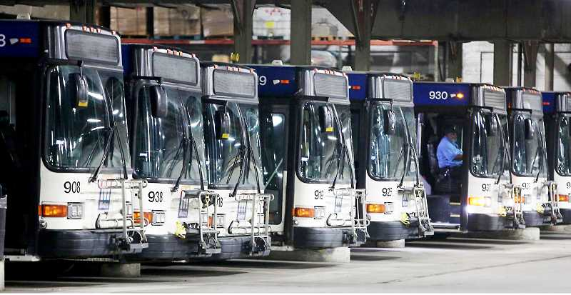PMG FILE PHOTO - Yamhill County Transit announced last week it is scaling back its services as the number of riders wane in response to the COVID-19 pandemic.
