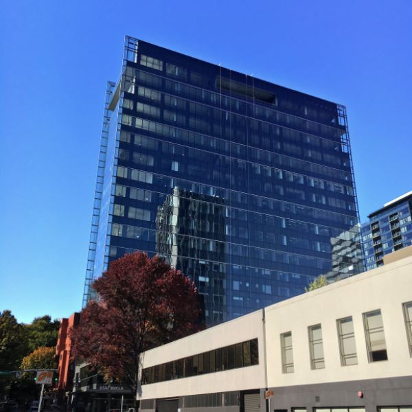 COURTESY: BPM  REAL ESTATE GROUP - The Broadway Tower, minus the Radisson Red hotel, has been sold.