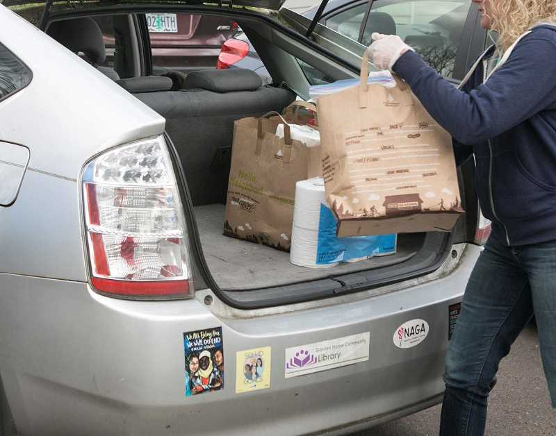 PMG FILE PHOTO - PCC students in need can get help with groceries and other basic expenses after the Portland Community College Foundation recently approved $750,000 to help struggling students.