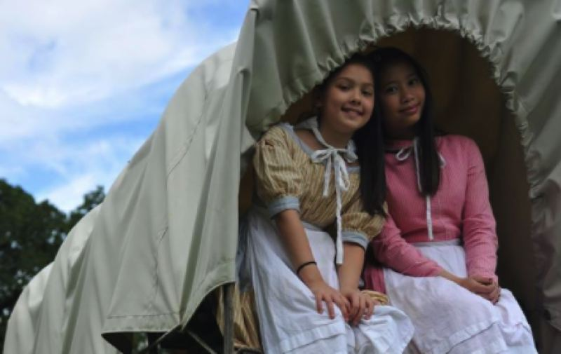 COURTESY PHOTO - Philip Foster Farm in Eagle Creek connects attendees of all ages with local history. This year, the historic site may remain closed in the wake of the COVID-19 pandemic.