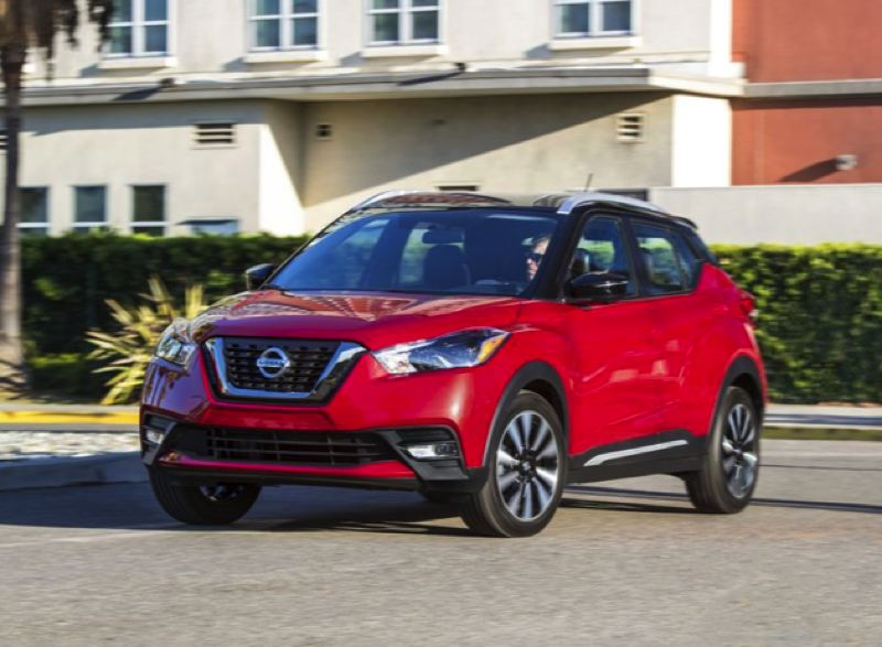 COURTESY NISSAN - The 2020 Nissan Kicks is a styling subcompact crossover that is both practical and surprisingly fun to drive at a very afforable proce.