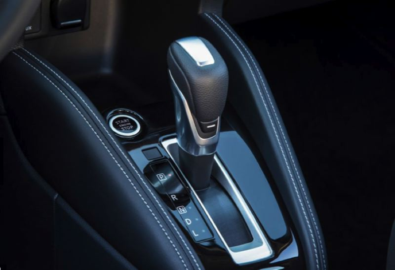 COURTESY NISSAN - The standard Continuously Variable Transmission is well matched to the 1.6-liter engine that comes in all versions of the 2020 Nissan Kicks.