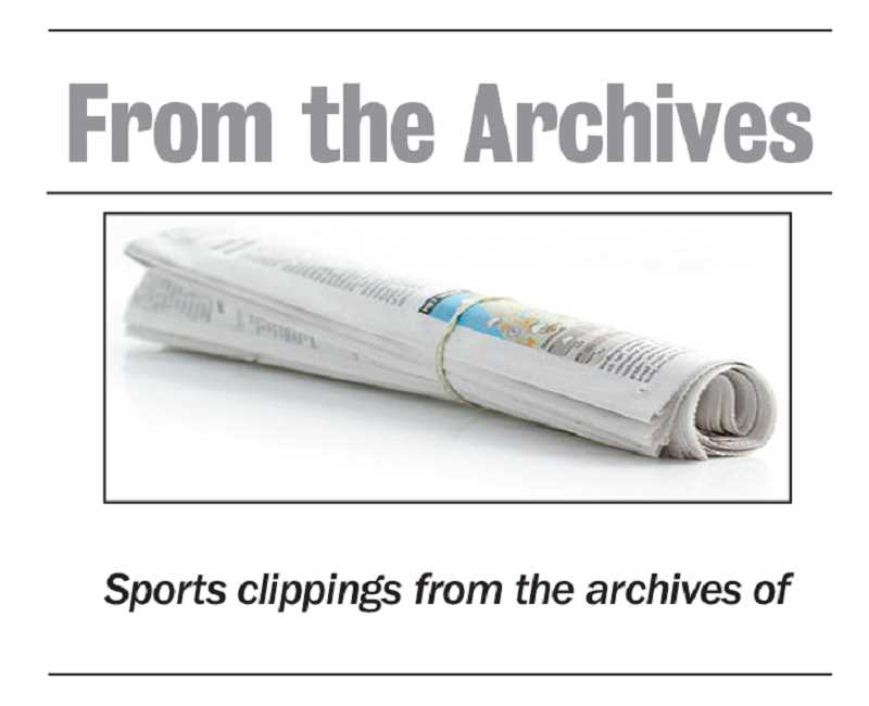 CENTRAL OREGONIAN - Sports archives