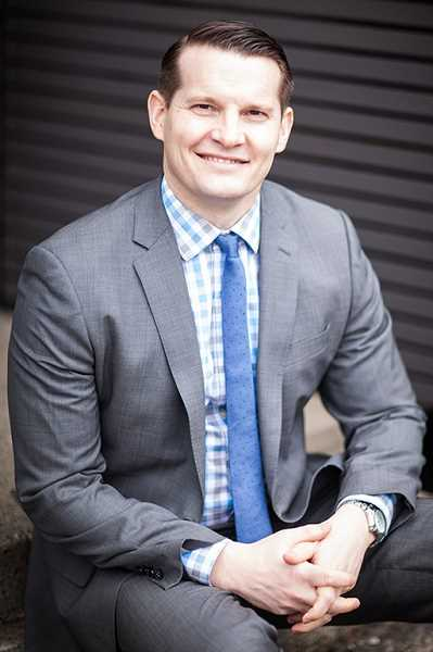 COURTESY PHOTO - Dr. Jonathan Horey recently opened two clinics -- one in Tigard, the other in Hillsboro -- that specialze in the treatment of depression through transcranial magnetic stimulation, also known as TMS.