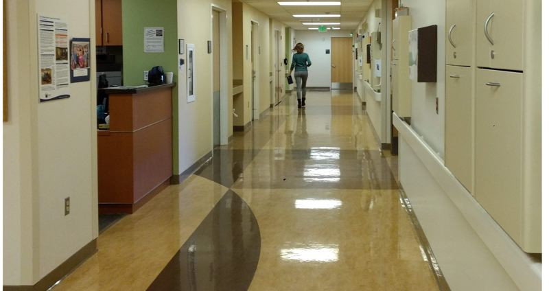 COURTESY PHOTO: LYNNE TERRY/THE LUND REPORT - Oregon's rural hospitals say they will need at least $200 million to stay afloat. The state is providing $50 million in emergency aid.