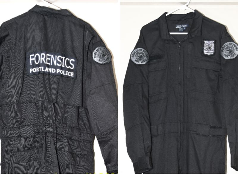 Pamplin Media Group Forensics Uniform Stolen During Car Prowl Police On Alert