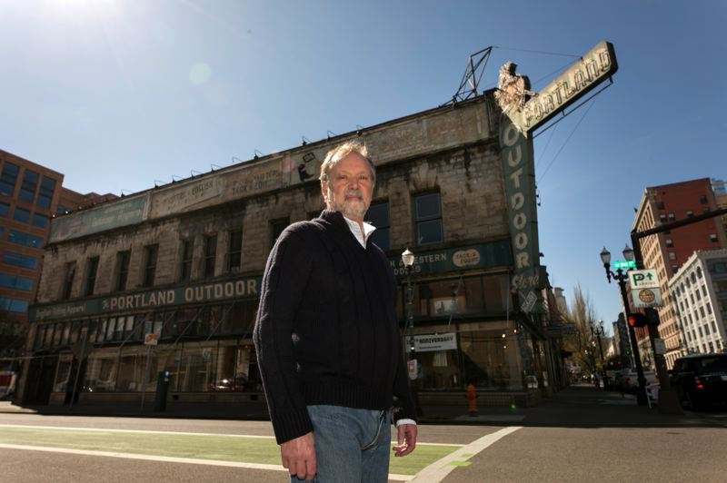 PAMPLIN MEDIA GROUP: JAIME VALDEZ - Brad Popick, one of three partners who own the 100-year-old Portland Outdoor Store on Southwest Third Avenue in downtown Portland, believes his company can survive a retail blackout for at least another six months.