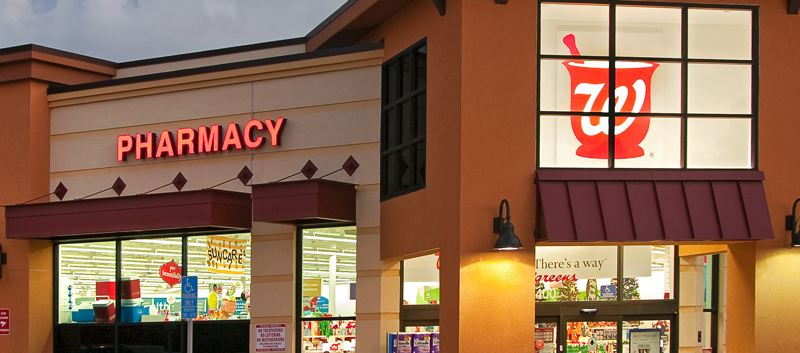 COURTESY PHOTO: WALGREENS INC. - Hillsboro's Walgreens store will offer a drive-through COVID-19 test by appointment.
