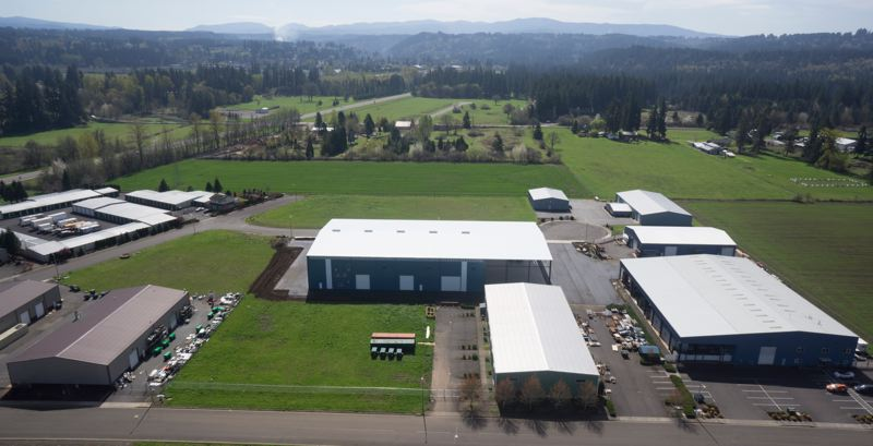 COURTESY PHOTO: NORTHWEST TECHNOLOGIES - The Estacada Industrial Campus is home to several manufacturing businesses.