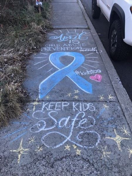 COURTESY PHOTO - During Child Abuse Awareness Month, local agencies encourage stressed families to reach out for help.
