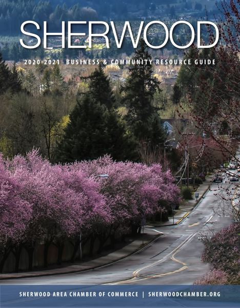 (Image is Clickable Link) Sherwood Chamber Visitors Guide 2020 2021