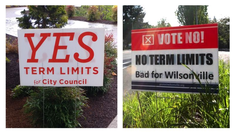 Two political action committees are leading the pro and anti term limits campaigns.
