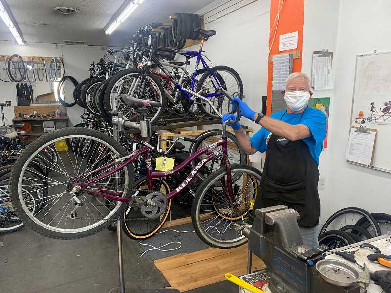 COURTESY PHOTO - WashCo Bikes mission is to promote bicycling through education, advocacy and community.