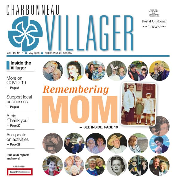 (Image is Clickable Link) Charbonneau Villager - May 2020