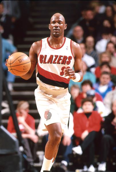 COURTESY PORTLAND TRAIL BLAZERS - For Terry Porter, 'The Last Dance' sparks memories of great times and missed chances for the Trail Blazers.