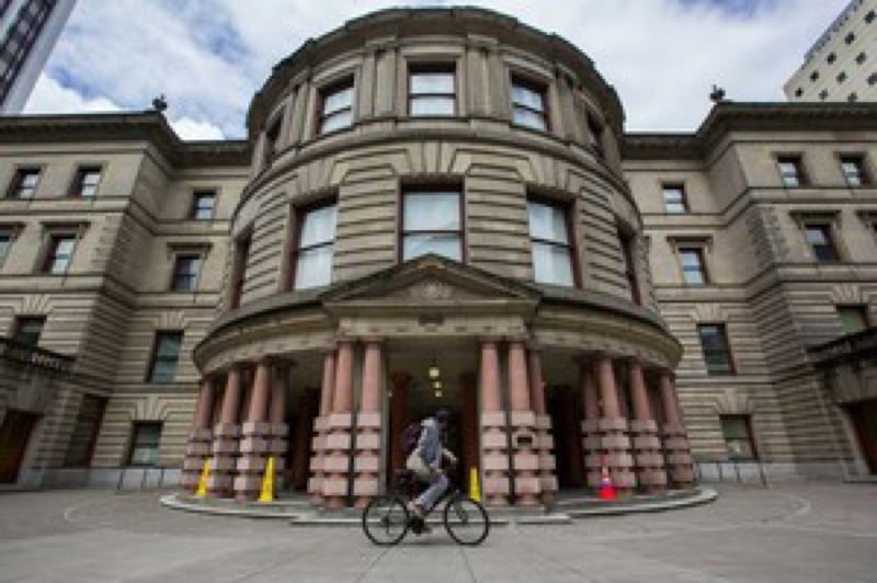 PMG FILE PHOTO - Portland City Hall