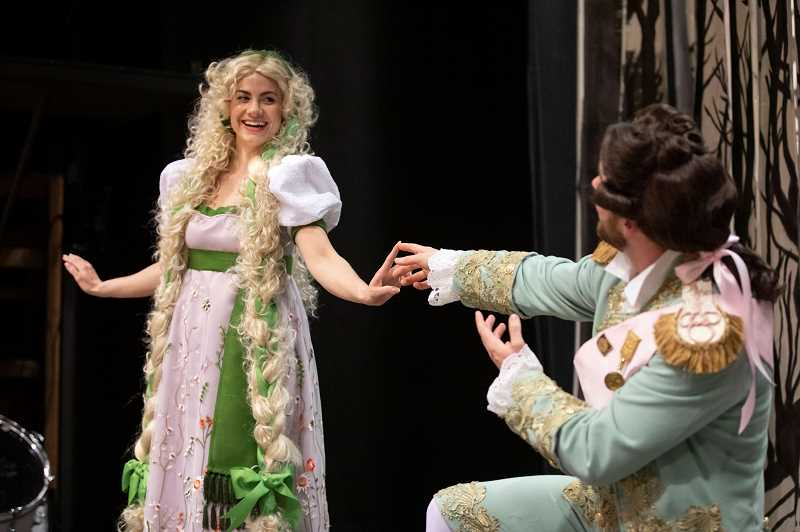 PMG FILE PHOTO - Broadway Rose Theatre Co. in Tigard announced it would cancel all performances through Aug. 23.