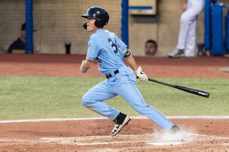 PMG FILE PHOTO - Corbin Carroll, an outfielder for the Hillsboro Hops last year, was the 16th overall pick in the 2019 Major League Baseball draft by the Arizona Diamondbacks.