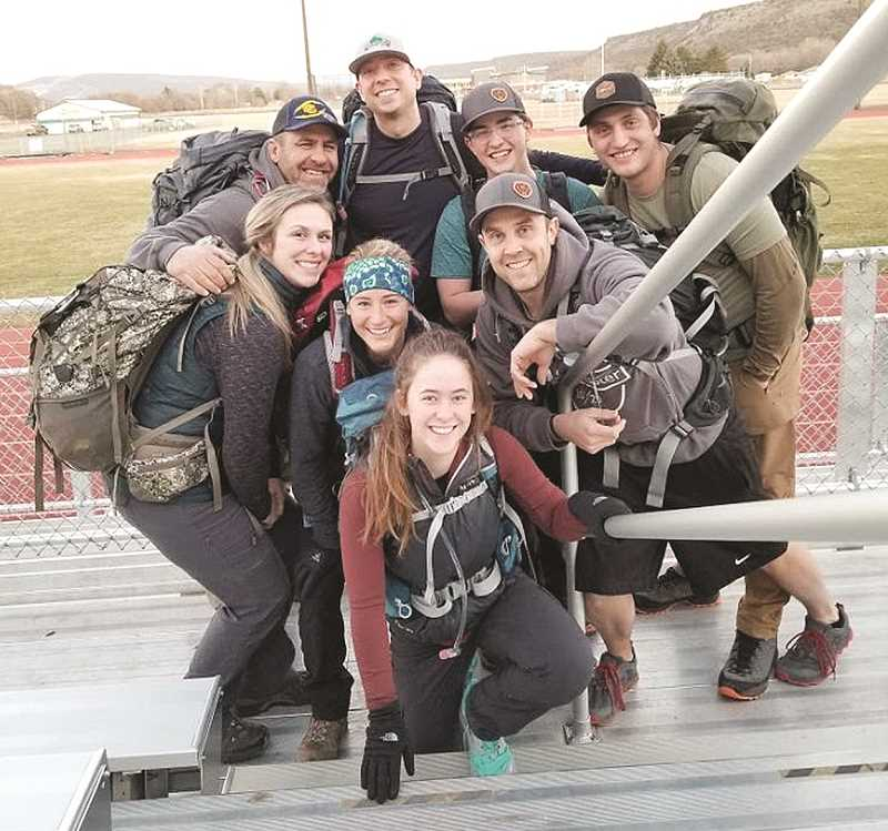 PHOTO COURTESY OF RORY RODGERS  - The Nepal mission team is looking forward to next season's opportunity, and they are partially prepared for the training and preparation that awaits them for that important and exciting trek.