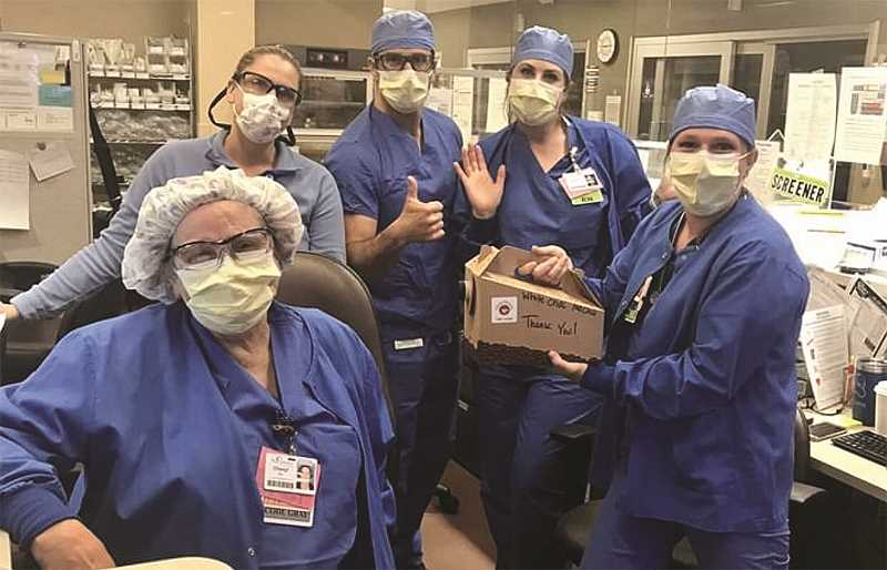 PHOTO COURTESY OF PRINEVILLE COFFEE COMPANY