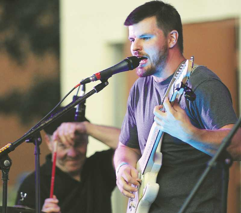 NEWBERG GRAPHIC FILE PHOTO - Organizers announced recently that the annual Newberg concert series Tunes on Tuesday has been canceled.