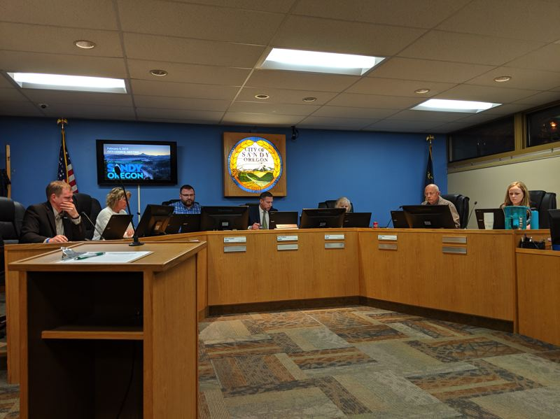 PMG FILE PHOTO: BRITTANY ALLEN - The Sandy City Council currently appears to be split in half between members whod prefer a speedier reopening of the economy and those who are concerned reopening too soon would lead to more casualties.