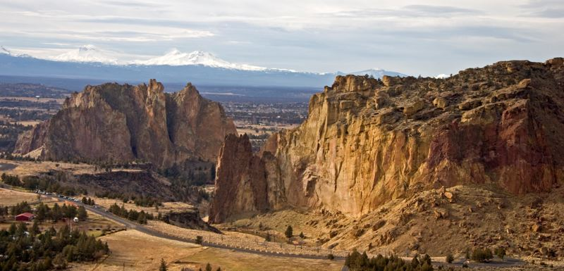 COURTESY PHOTO - Oregon's Smith Rock State Park is among several that are cautiously reopening during the COVID-19 pandemic shutdown.