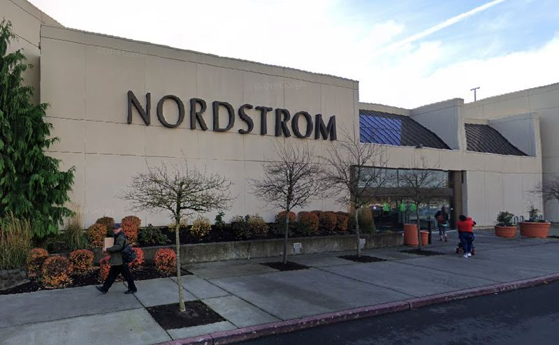 VIA GOOGLE MAPS - The Nordstrom location in Happy Valley at Clackamas Town Center is shown here.