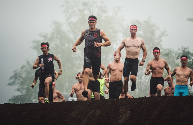 COURTESY PHOTO: SPARTAN RACE - The Spartan Portland Sprint, pictured in 2019 at Washougal (Washington) MX Track, is among the endurance sports on hold because of the pandemic.