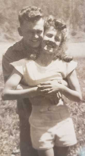 SUBMITTED PHOTO - Phyllis McCammon Pattock