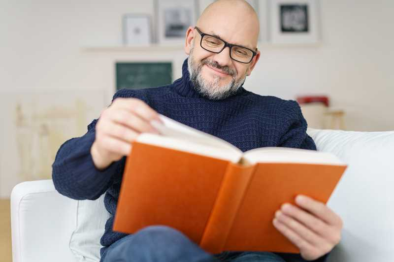 COURTESY PHOTO - The LOACC is hoping to start an online book club, and needs a volunteer to lead it.